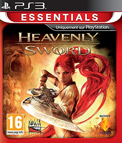 Heavenly Sword - collection essential
