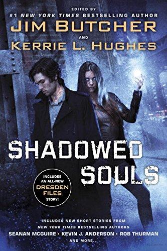 『Shadowed Souls』のカバーアート