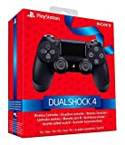Sony Manette PlayStation 4 officielle, DUALSHOCK 4, Sans fil, Batterie rechargeable, Bluetooth, Edition Noël [Edizione: Francia]