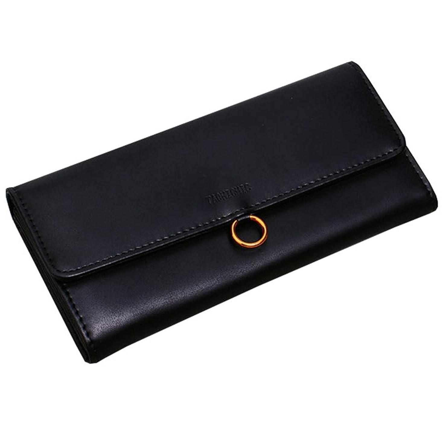厳しい怖がらせる誘惑する[テンカ]長財布 レディース 財布 二つ折り おしゃれ 可愛い 大容量 小銭入れ ウォレット 人気 カード入れ 女の子 収納 女性 多機能 プレゼント 軽量 贈り物 小さい コインケース 通勤