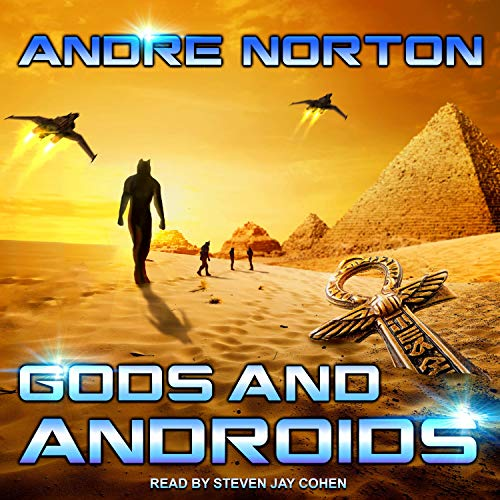 Gods and Androids cover art