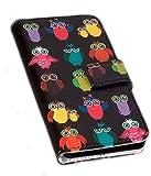 Book Style Handy Tasche - Design NOB - Cover Case Schutz