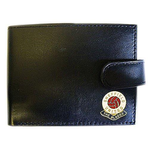 Sheffield United Football Club Genuine Leather Wallet