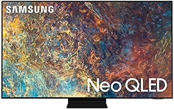SAMSUNG 50-Inch Class Neo QLED QN90A Series - 4K UHD Quantum HDR 24x Smart TV with Alexa Built-in (QN50QN90AAFXZA, 2021 Model)