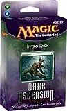 Magic The Gathering Dark Ascension Dka Sealed Intro Starter Deck Green Blue Grave