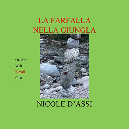 La Farfalla nella Giungla audiobook cover art