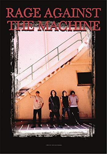 Rage against the Machine 851 - Bandera para póster