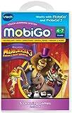 Works With Mobigo And Mobigo 2 Systems - VTech Mobigo Software Cartridge - Madagascar 3