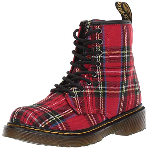 Dr. Martens Kid's Collection Girl's 1460 Fabric Junior Boot (Little Kid/Big Kid)
