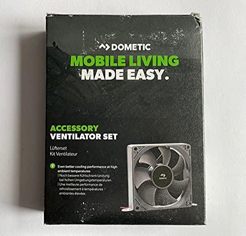Dometic D550 - Kit de ventilador para nevera, 12 V