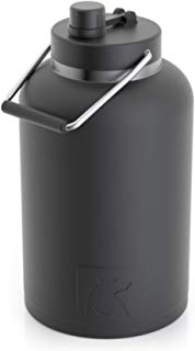 RTIC Gallon, Black Matte