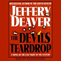 the devils teardrop a novel of the last night of the century