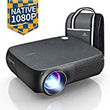 VANKYO Performance V610 Native 1080P LED Projector, Full HD Video Projector, ±40° Digital Keystone...