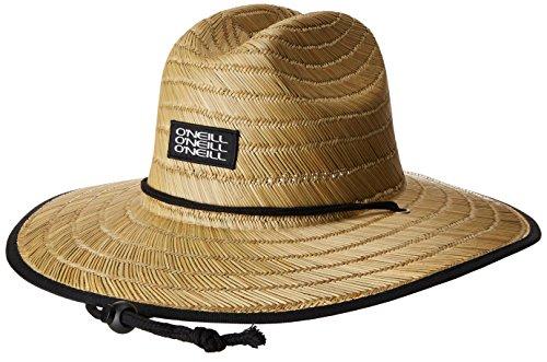 O'NEILL Men's Sonoma Print Straw Hat, Camo / 1, ONE