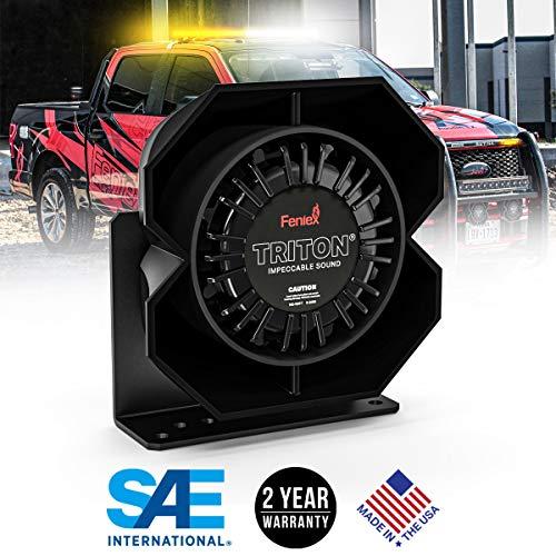 Learn More About Feniex S-2009 - Triton 100W Speaker