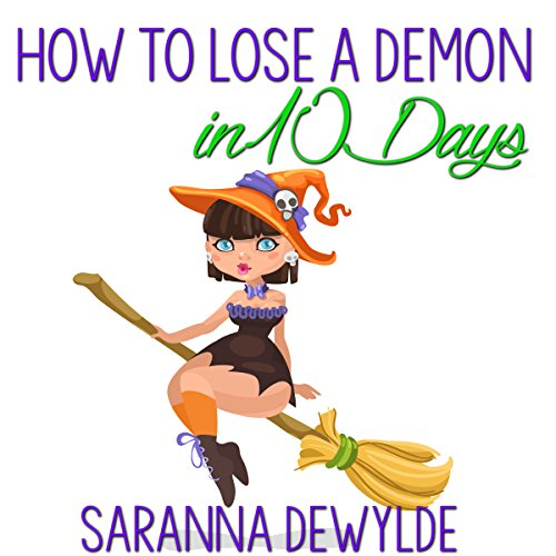 How to Lose a Demon in 10 Days audiobook cover art