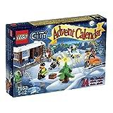 レゴブロック LEGO 7553 シティ アドベントカレンダー