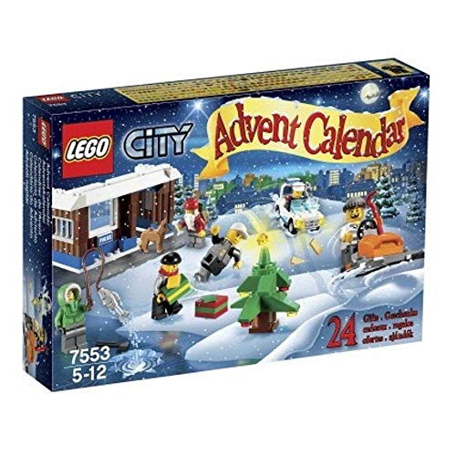 Lego City - 7553 - Adventskalender - 2011