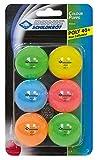 Donic-Schildkröt Tischtennisball Colour Popps