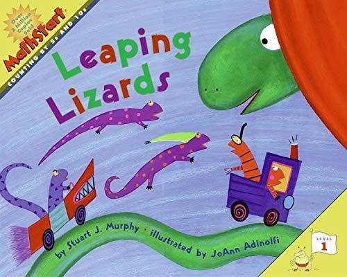 Leaping Lizards (MathStart 1)