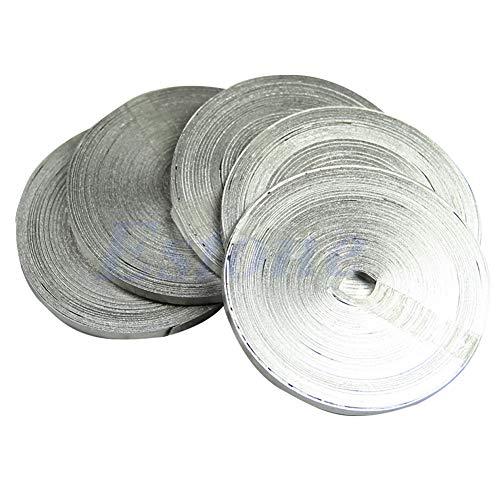 Haven shop 1 Rolle 99,95% 25g Magnesiumband hochreine Laborchemikalien