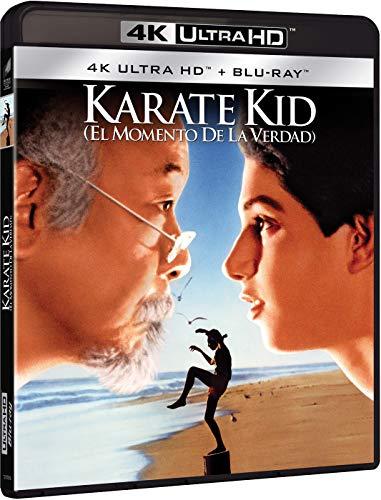 Karate kid 1: el momento de la verdad (4k uhd + bd)