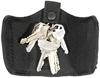 BLACKHAWK! Traditional Black Cordura Silent Key Holder