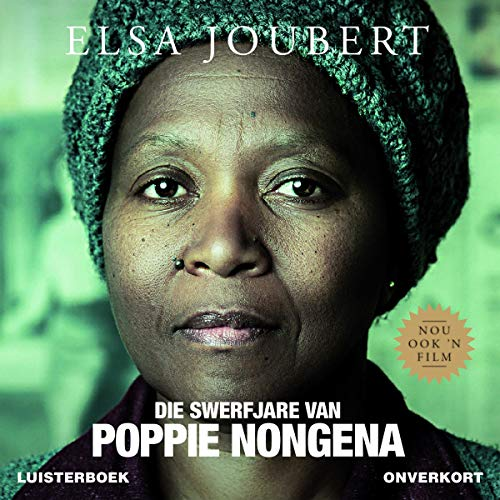 Die swerfjare van Poppie Nongena [The Long Journey of Poppie Nongena] cover art