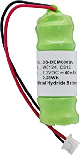 VINTRONS Replacement CMOS Battery for DELL Latitude D800