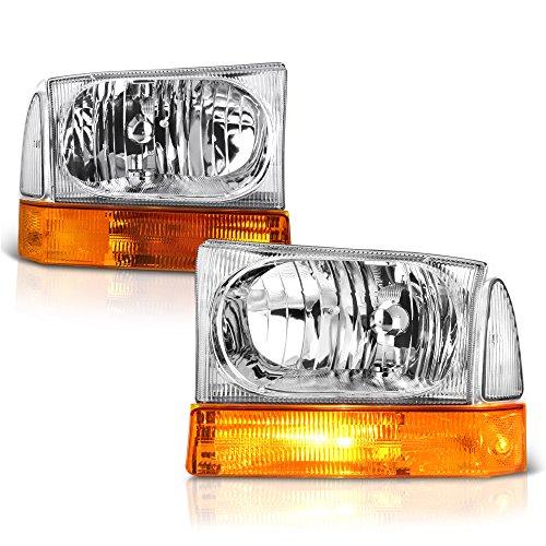 02 f350 headlights - 5