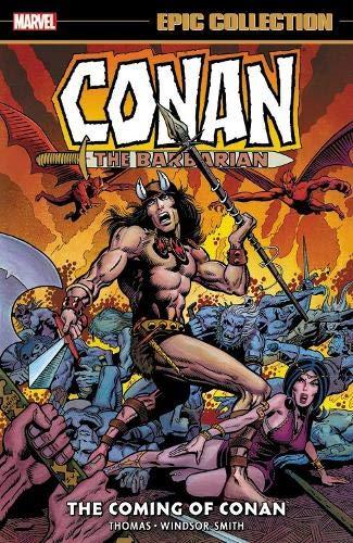 Conan the Barbarian Epic Collection: The Original Marvel...