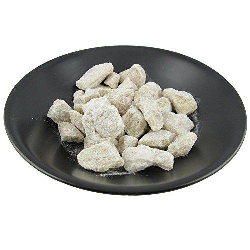 Incenso in grani, benzoino bianco, qualità extra, confezione da 100 g