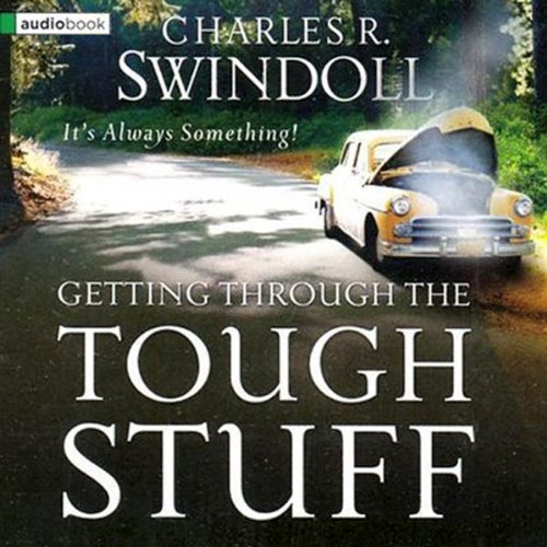 Getting Through the Tough Stuff audiobook cover art