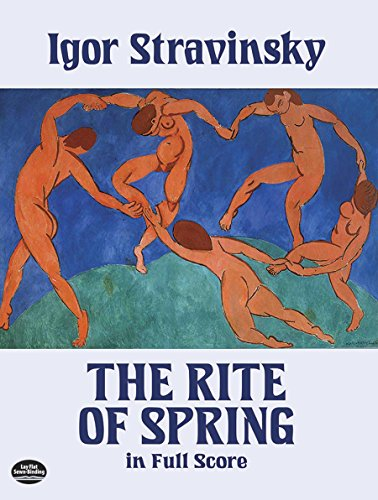 The Rite of Spring in Full Score (Dover Music Scores) by...