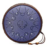 Our Top 9 Choices For 'Best Steel Tongue Drum' In 2021 11