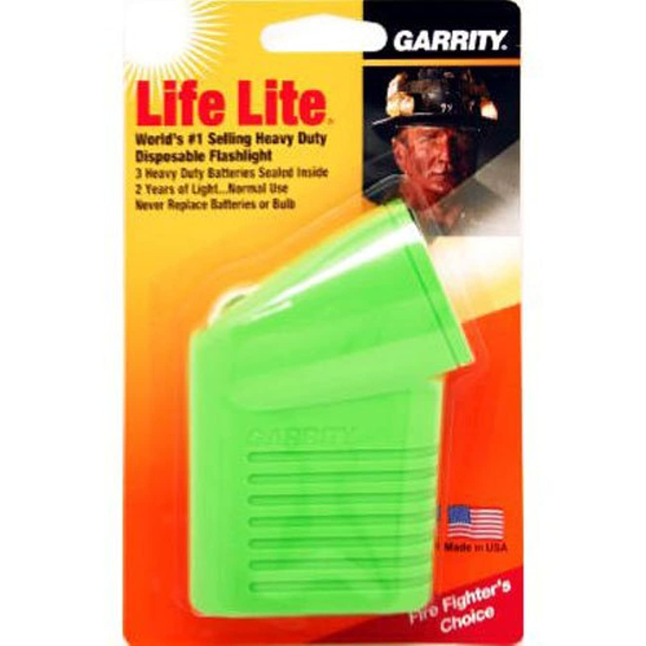 Garrity 65-015 Life Lite Flashlight (Colors may vary)