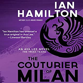 The Couturier of Milan cover art