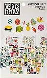 Simple Stories 7983 Planer Essentials Mini-Aufkleber, mehrfarbig
