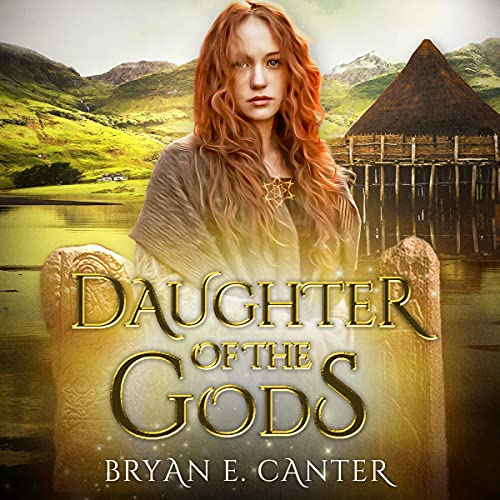 Daughter of the Gods cover art