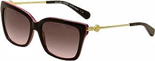 Michael Kors ABELA I MK6038 Sunglasses 31325M-54 - Tortoise / Fuschia Frame, Grey Pink Gradient