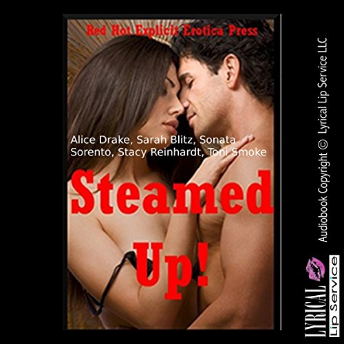 Steamed Up! Five Explicit Erotica Stories Titelbild