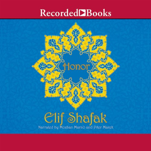 Honor audiobook cover art
