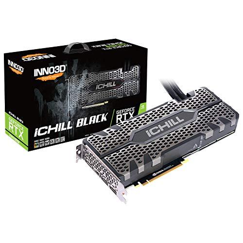 INNO3D GeForce RTX 2080 SUPER iChill Black 8GB GDDR6 256-bit 15.5Gbps 3xDP+HDMI Accelero Hybrid S