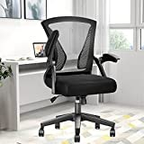 Best Ergonomic Desk Chairs - Desk Chair - Ergonomic Office Chair with Flip-up Review