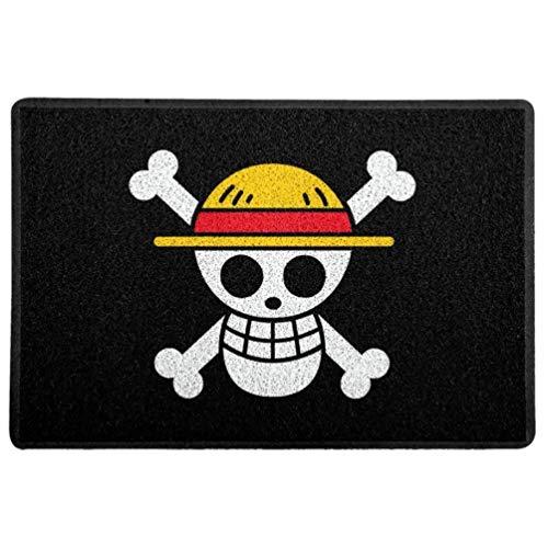 Capacho Beek 60x40 One Piece Piratas