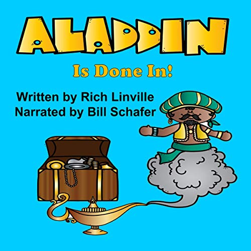 Aladdin Is Done In cover art