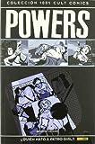Powers: ¿Quién mató a Retro Girl?