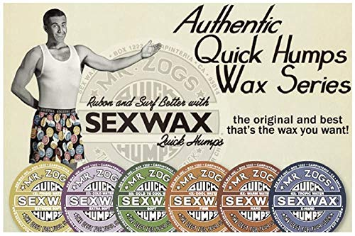 SEXWAX(セックスワックス)『QuickHumps』