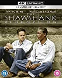 The Shawshank Redemption [4K Ultra HD] [1990] [Blu-ray] [Region Free]