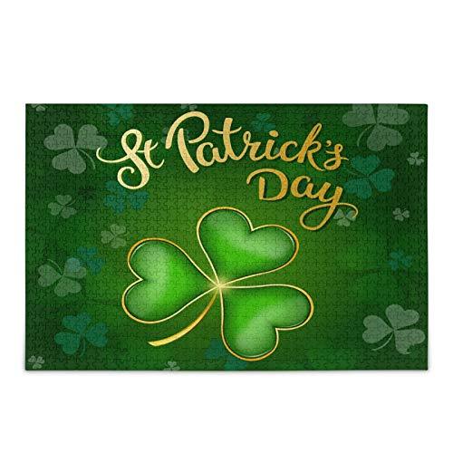 St Patrick's Day Jigsaw